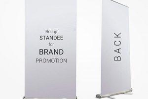 Standee Roll Up 3 x 6