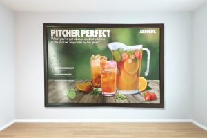 Vinyl Sunboard with Frame