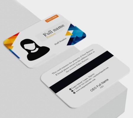 Visiting Card PVC Standard
