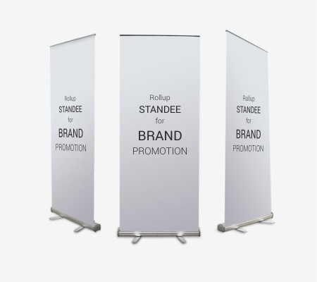 Standee 2.5 x 6 A